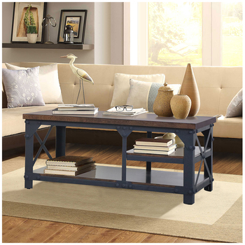 Bayside Furnishings Occasional Table 3pc Set