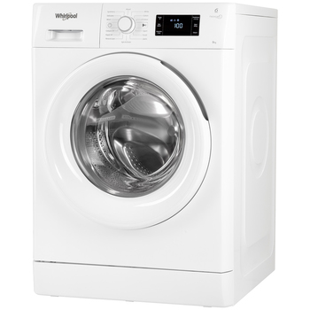 Whirlpool 8kg Front Loader Washing Machine FDLR80210