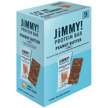 Jimmy! Protein Bars 18 x 58g