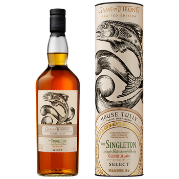 Game of Thrones<br>House Tully - Singleton of Glendullan Select Scotch Whisky 700mL