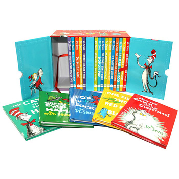 The Wonderful World of Dr. Seuss Book Box Set