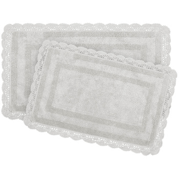 French Connection Bath Mat 2pc