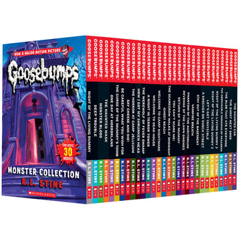 Goosebumps Monster Collection Box Set R.L Stine