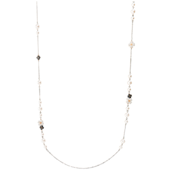 Swarovski Latisha Strandage Multi-Coloured Mixed Metal Necklace