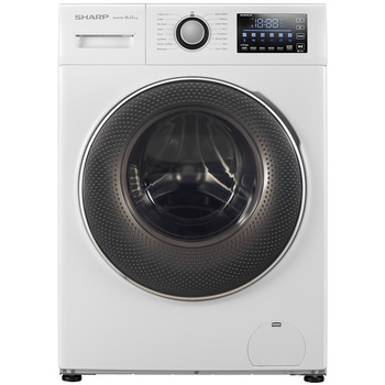 Sharp Front Load Washing Machine 8kg