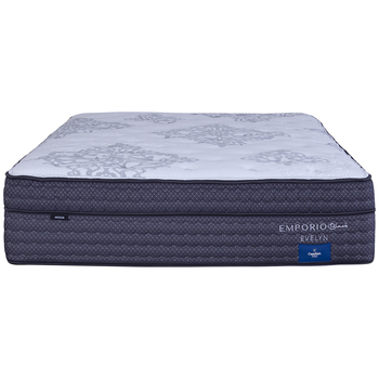 Comfort Sleep Emporio Black Evelyn Queen Mattress