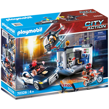 Playmobil Police Station Playset
