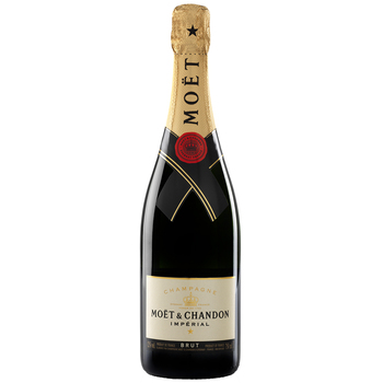 Moet & Chandon Imperial Brut Champagne 6 x 750ml