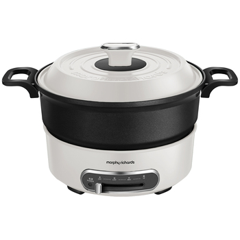 Morphy Richards Round Multifunction Pot