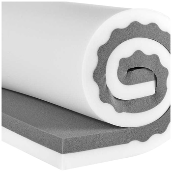 Blackstone Charcoal Memory Foam King Mattress Topper