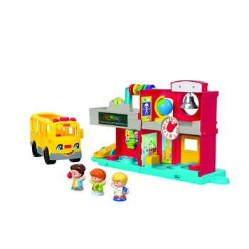 Little People School Bus Set