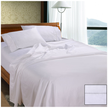 Ramesses 1100 TC Cotton Sateen Queen Sheet Set