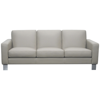 Moran Norton 3-Seater Leather Sofa