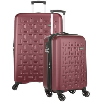 Antler Richmond Burgundy Luggage 2pc
