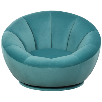 True Innovations Fabric Swivel Chair