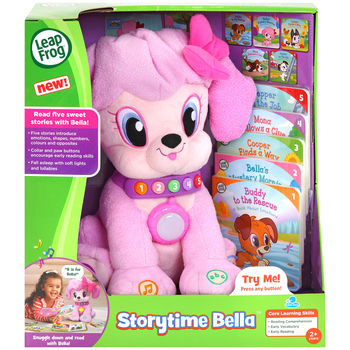 LeapFrog Storytime Bella Soft Toy