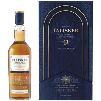 Talisker 41 Year Old Single Malt Scotch Whisky 700ml