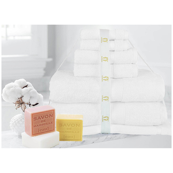 Ramesses Cotton Bath Sheet 7pc Set