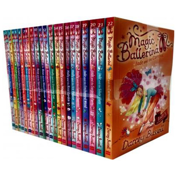 Magic Ballerina Box Set