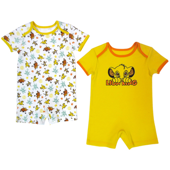 Disney Infant Romper 2pk