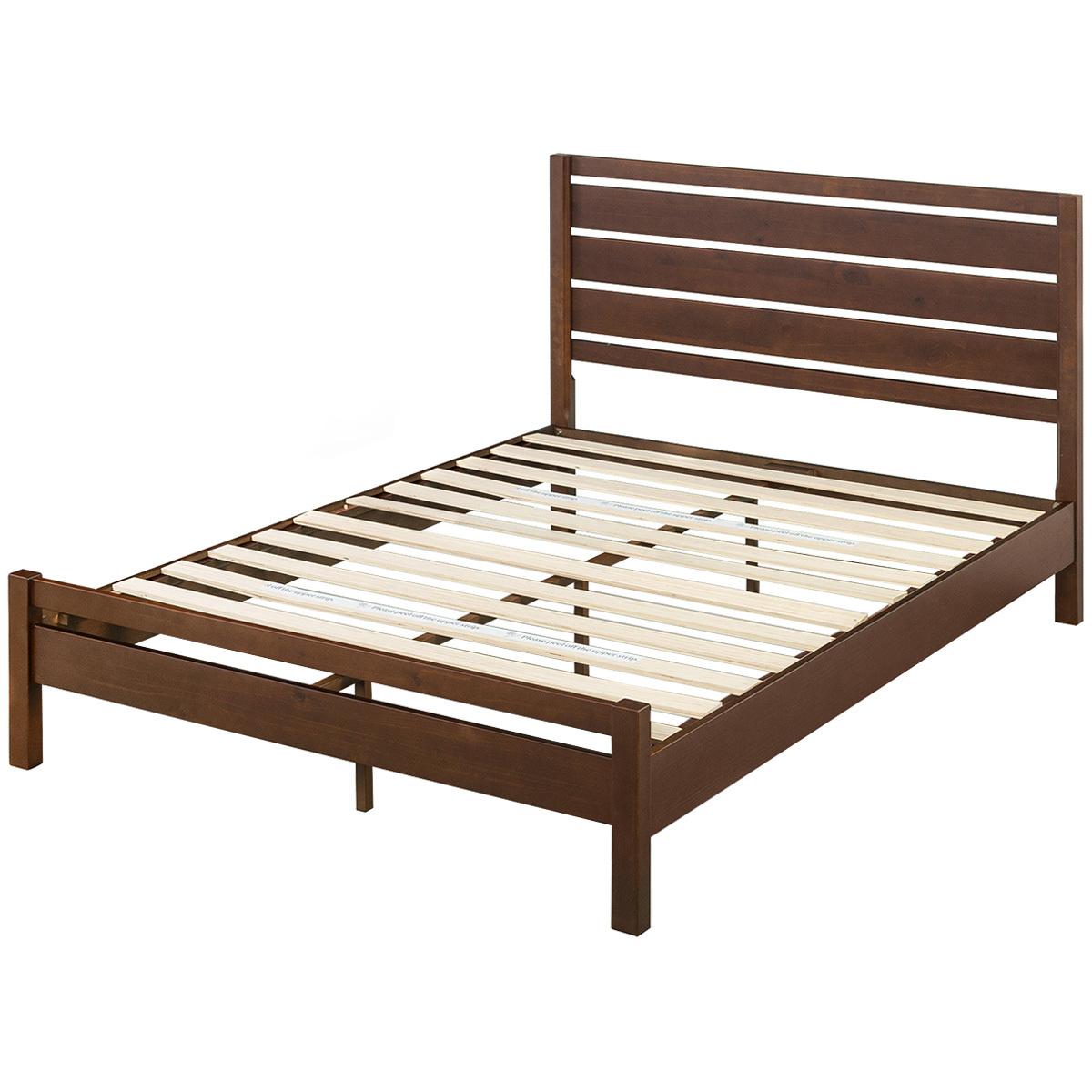 Blackstone Garland Wood Paneled Platform Queen Bed Costco Australia