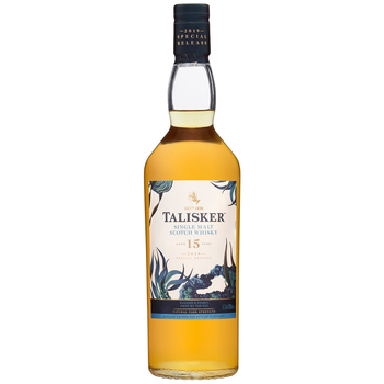 Talisker 15 Year Old Single Malt Scotch Whisky 2019 Special Release 700ml
