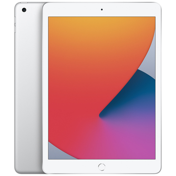 iPad 10.2 Inch Wi-Fi 32GB Silver (8th Generation) MYLA2X/A