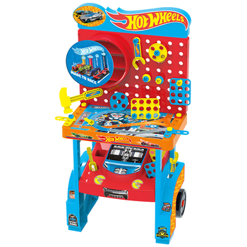 Hot Wheels Tool Bench