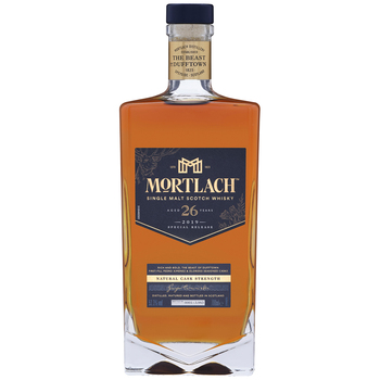 Morltach 26 Year Old Single Malt Scotch Whisky 2019 Special Release 700ml