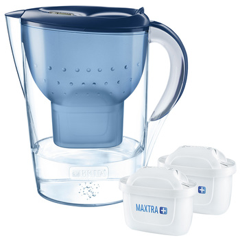 Brita Marella XL Jug 3.5L with 2 Maxtra Filters