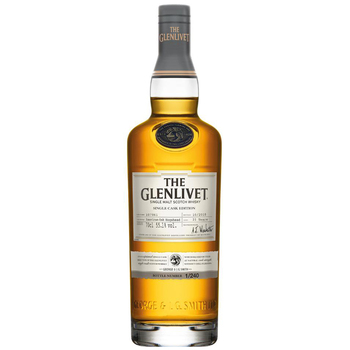 The Glenlivet 21 Year Old Single Cask American Oak Hogshead Edition 700ml