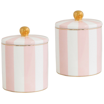 Cristina Re 400Gm Stawberry-Champagne Scented Candles