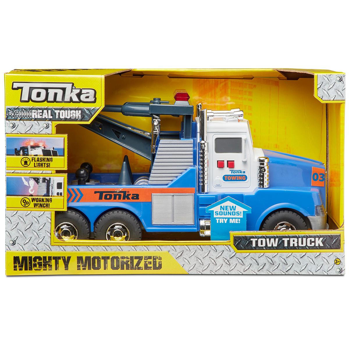 Tonka Mighty Motorised Vehicle Tow Truck Costco Australia