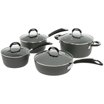 Stanley Rogers Heritage Advanced Cookware Set 4pc