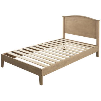 Blackstone Premier Wood Platform Bed Single
