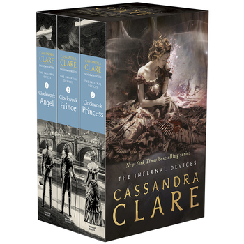 The Infernal Devices Box Set