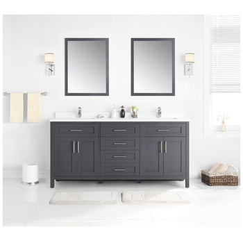 OVE Lakeview 1830mm Dark Charcoal Vanity