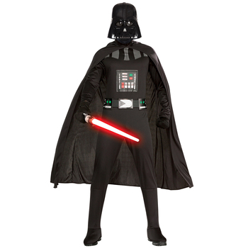 Rubies Standard Edition Men's Star Wars Darth Vader Costume