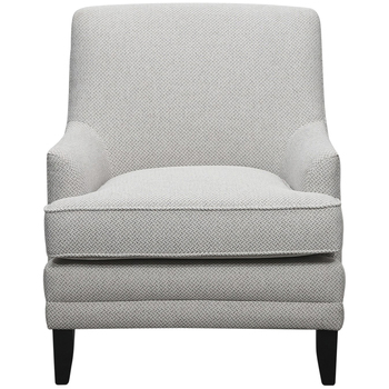 Moran Carter Fabric Chair (Marlow Grey)