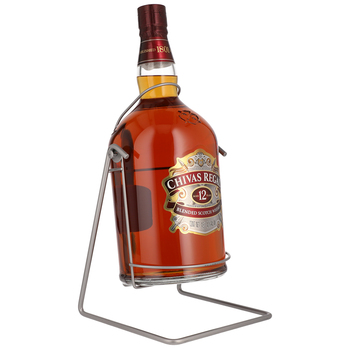 Chivas Regal 12 Year Old Blended Scotch Whisky 4.5L