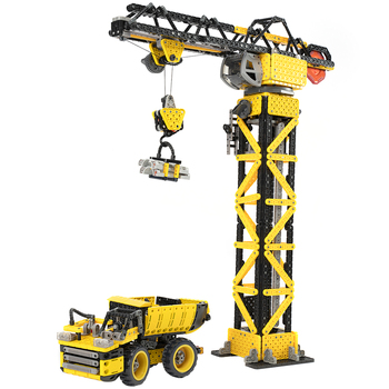 VEX Robotics Crane and Dump Truck Set 2pk