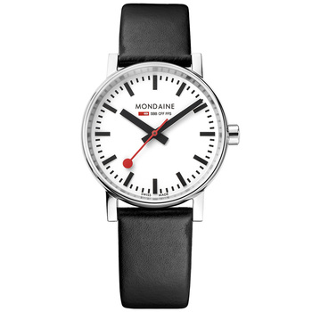 Mondaine Swiss Railways EVO2 Women's Watch MSE.35110.LB