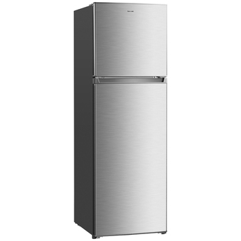 Euromaid 269L Stainless Steel Top Mount Fridge ETM269S