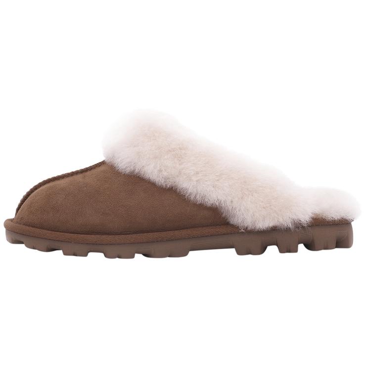 Kirkland Women/'s Shearling Slippers.