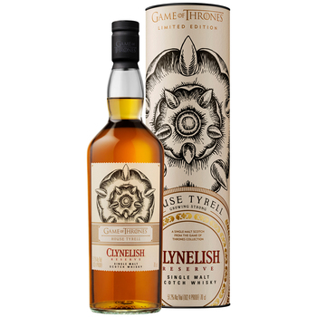 Game of Thrones<br>House Tyrell - Clynelish Reserve Single Malt Scotch Whisky 700mL