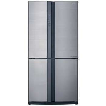 Sharp 676L French 4 Door Refrigerator SJXE676FSL