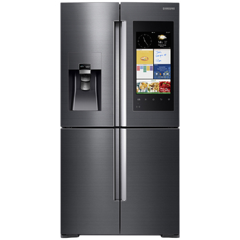 Samsung Family Hub 2.0 671L 4 Door French Door Refrigerator SRF671BFH2