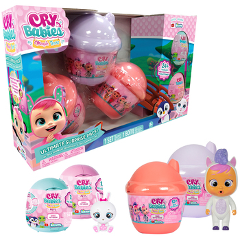 Cry Babies Magic Tears Dolls 5pk