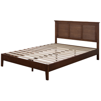 Blackstone Wooden Bed Frame Double