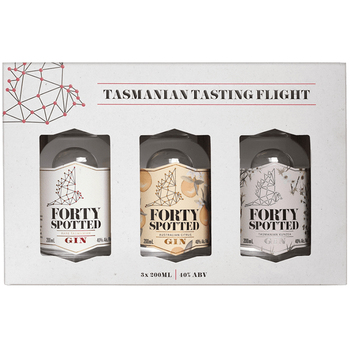 Forty Spotted Trio Pack Gin 3 x 200mL